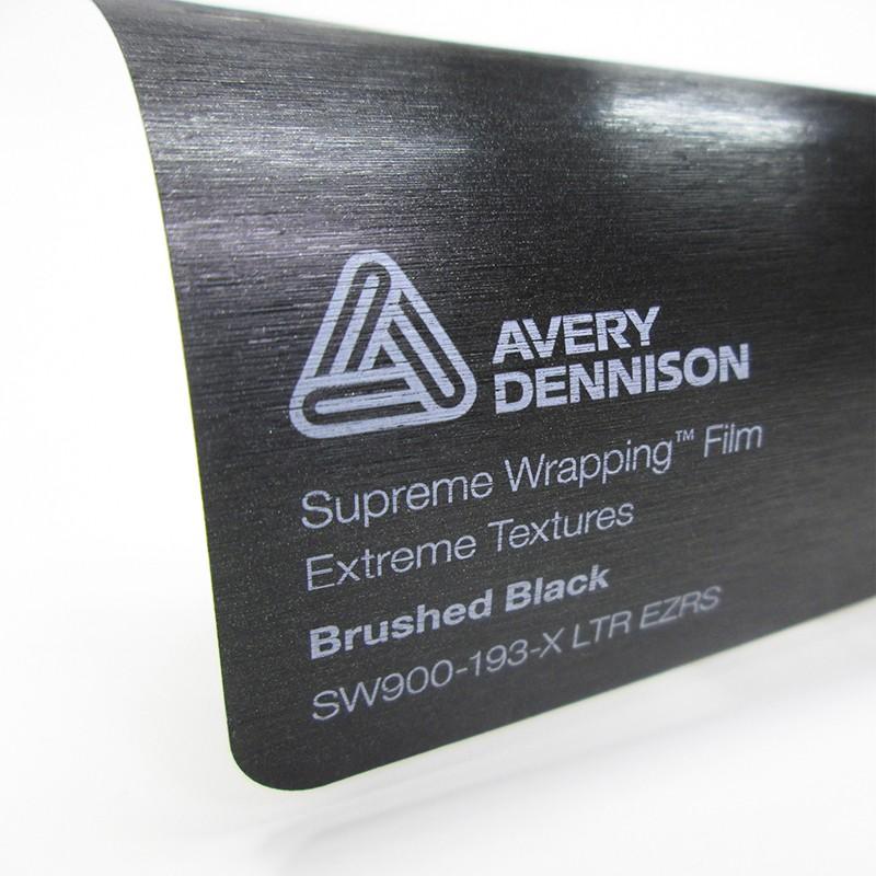 Avery SWF-Brushed Black