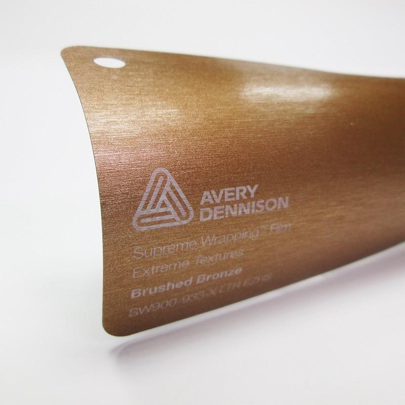 Avery SWF-Brushed Bronze