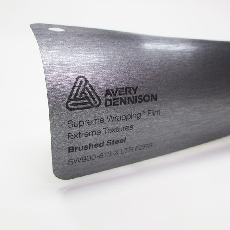 Avery SWF-Brushed Titanium