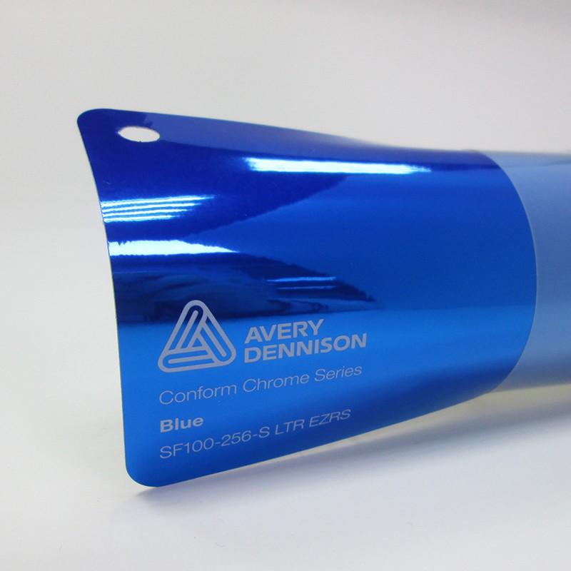 Avery Conform Chrome-Blue電鍍藍