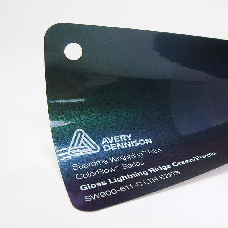 Avery-Colorflow™ Gloss Lightning Ridge Green Purple