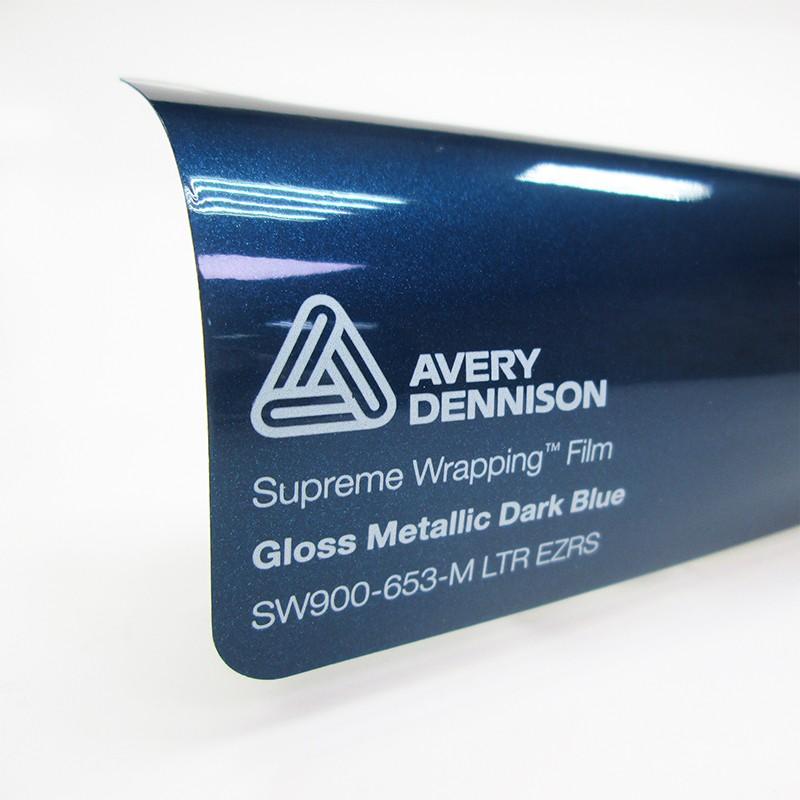 Avery SWF-Gloss Metallic Dark Blue