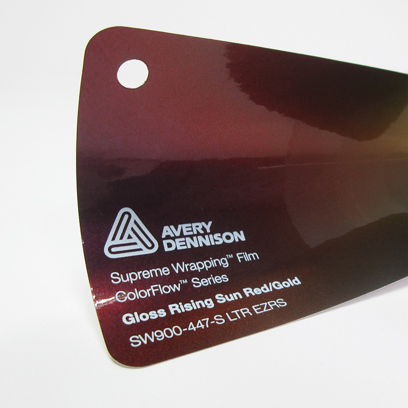Avery-Colorflow™ Gloss Rising Sun Red Gold