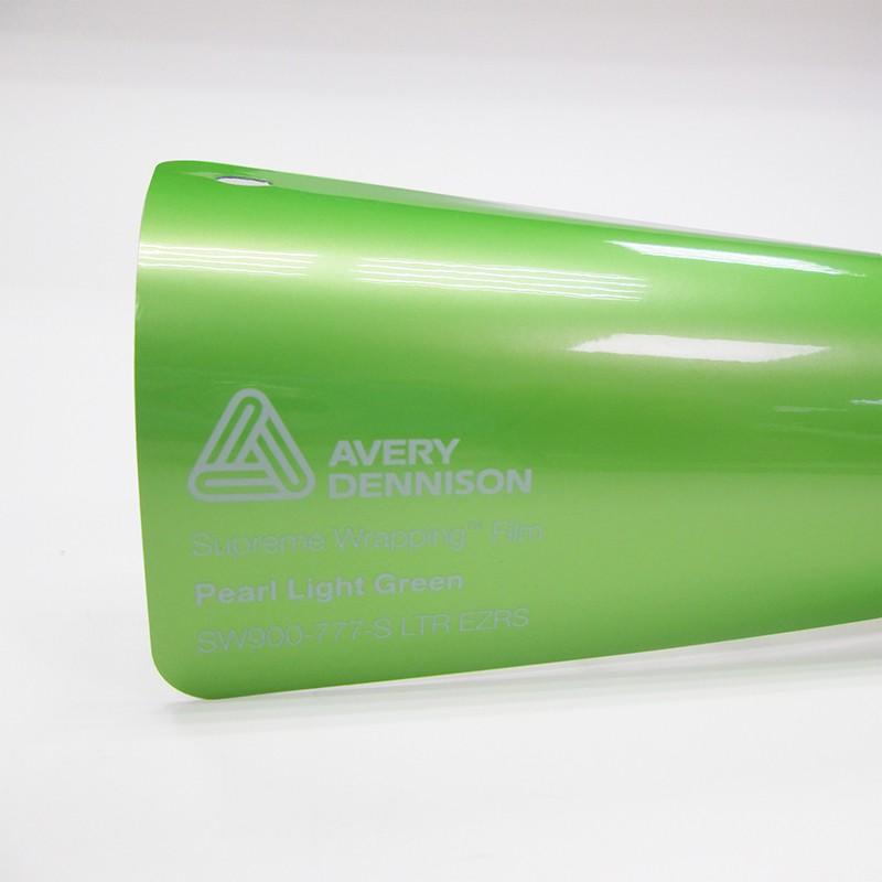 Avery SWF-Pearl Light Green