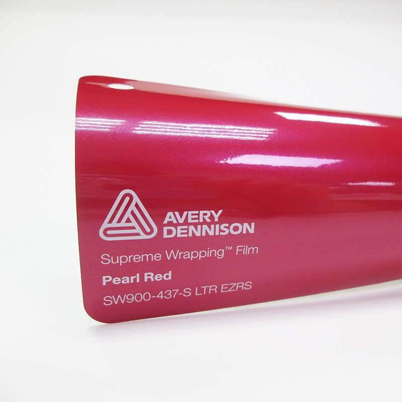 Avery SWF-Pearl Red