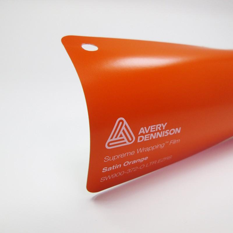 Avery SWF-Satin Orange