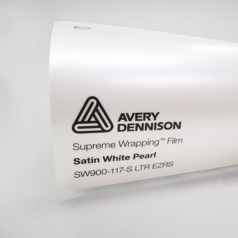 Avery SWF-Satin White Pearl