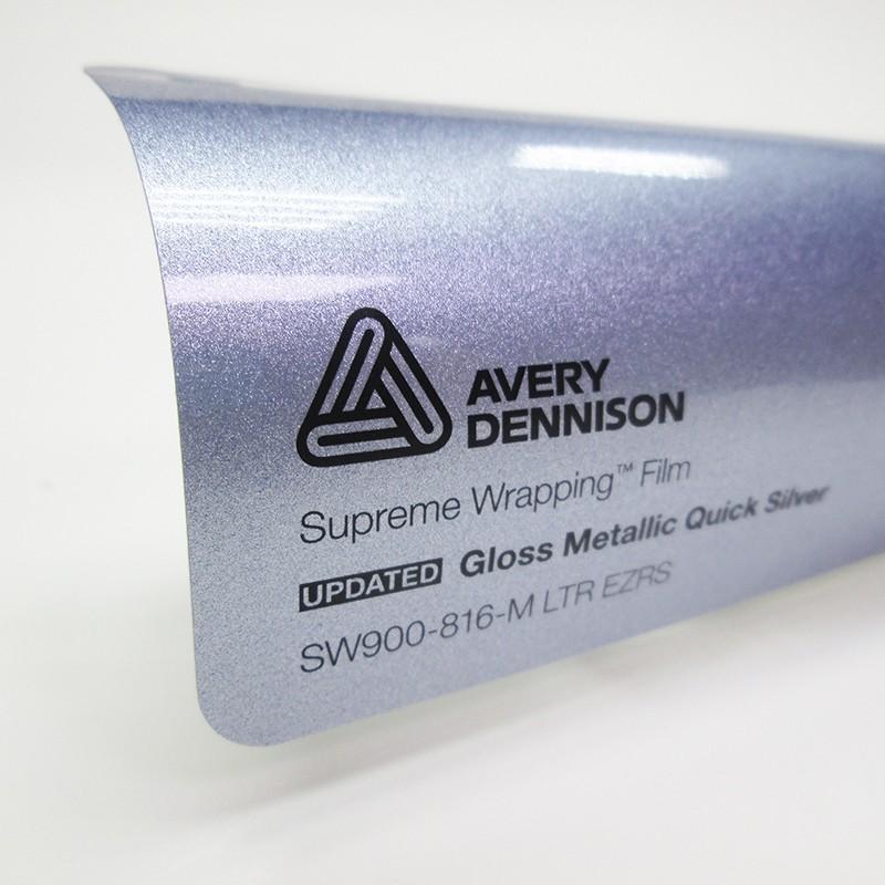 Avery SWF-<UPDATED> Gloss Metallic Quick Silver