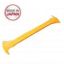釜型修邊刮刀(橘)
