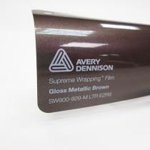 Avery SWF-Gloss Metallic Brown
