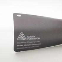 Avery SWF-Matte Metallic Gunmetal