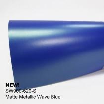 Avery Satin Metallic-Wave Blue夢幻海藍