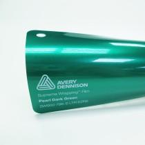 Avery SWF-Pearl Dark Green