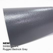 Avery Rugged-Rugged Bedrock Grey礫面岩石灰