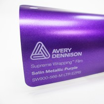 Avery SWF-Satin Metallic Purple