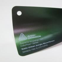 Avery-Colorflow™ Satin Urban Jungle Silver Green