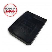 TPU專用橡膠刮板A款-2(黑)