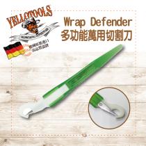 【Yellotools】Wrap Defender|多功能切割刀|隙縫刀|德國原裝進口|車貼包膜工具|廣告業、標誌業