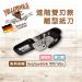 【Yellotools】BodyGuardKnife TWIN Teflon|進階雙刃款離型紙刀|雙刀|鐵氟龍保護套|切割器|割膜刀|裁紙器|德國原裝進口|車貼包膜工具|廣告業、標誌業