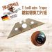 【Yellotools】TitanBlades Trapez|鍍鈦替換刀片組|德國原裝進口|車貼包膜工具
